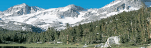 Mammoth Mountain Springtime